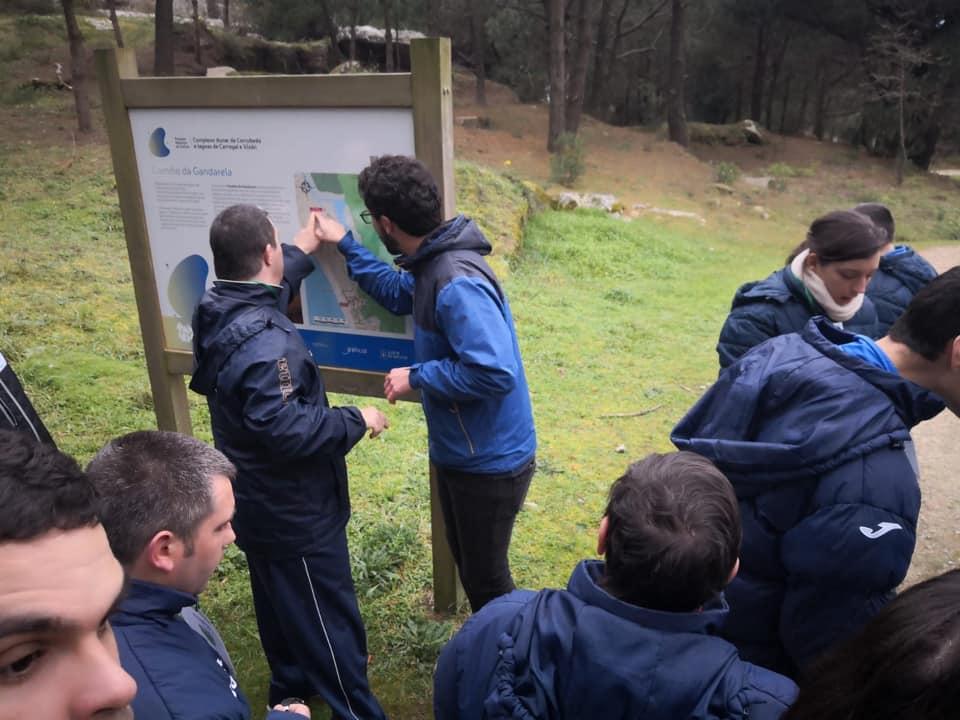 Alganat realiza una jornada de sensibilización medioambiental con la asociación Amicos