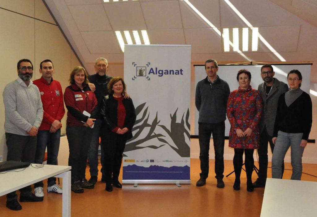 Dos grupos de investigación de la Universidade de Vigo desarrollan el proyecto Alganat