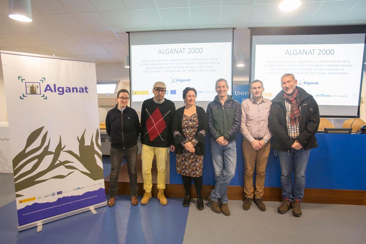 Alganat crea SIGWEB, una herramienta de uso libre para la clasificación de algas